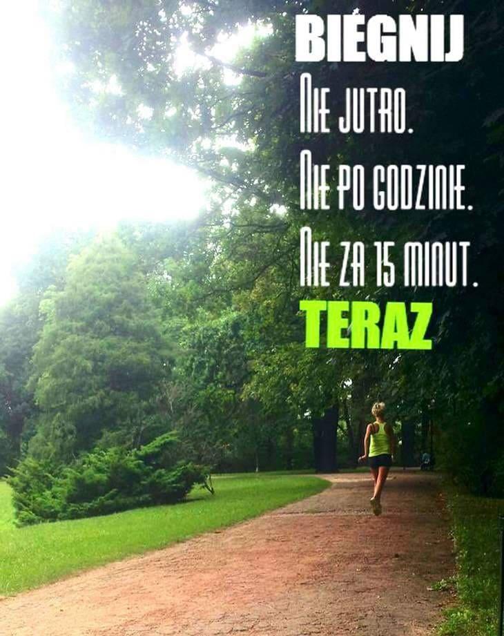 bieganie pomaga schudnąć