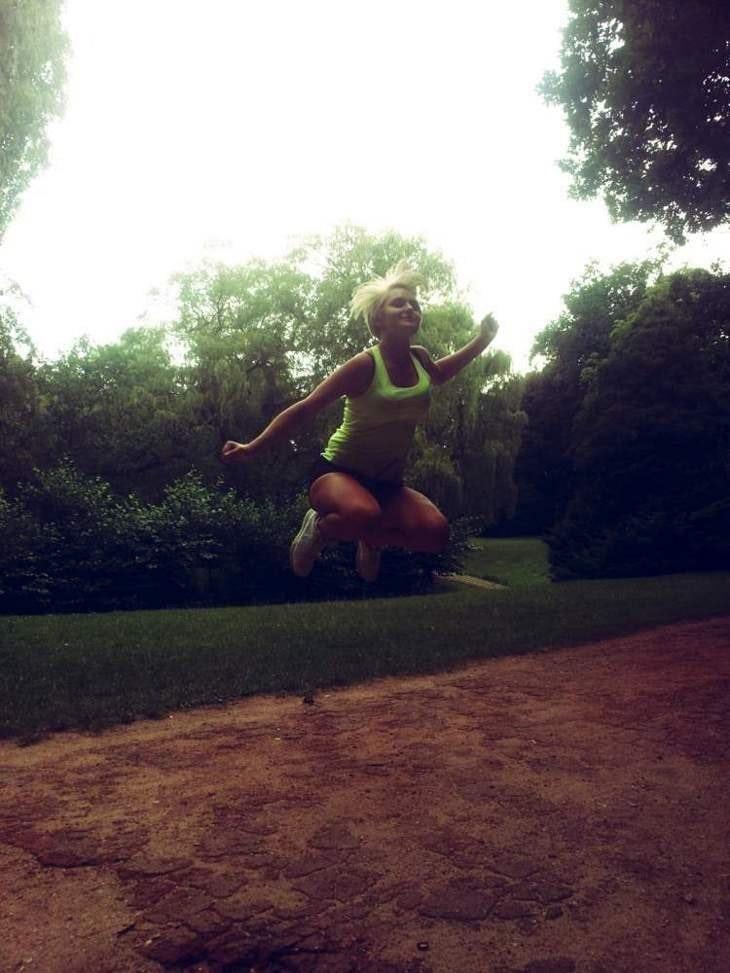 bieganie wparku