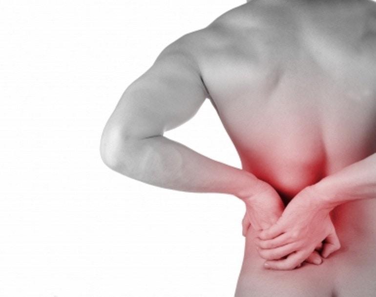 zakwasy ból mięśni