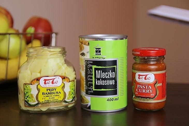 kuchnia tajska składniki dostępność