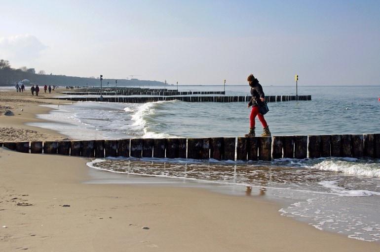 marine hotel ***** kołobrzeg plaża