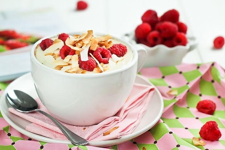 dietetyczny jadłospis - pomysł naśniadanie