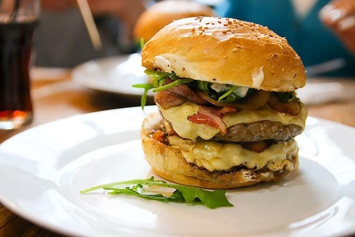 burger toprawdziwy lifestyle