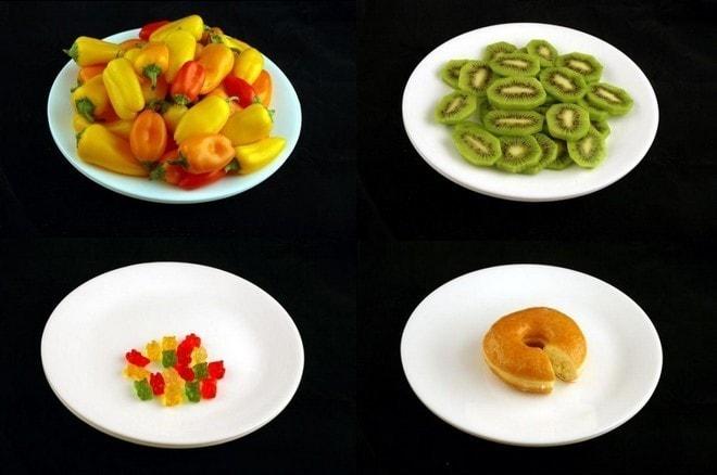 jak liczyć kalorie naoko