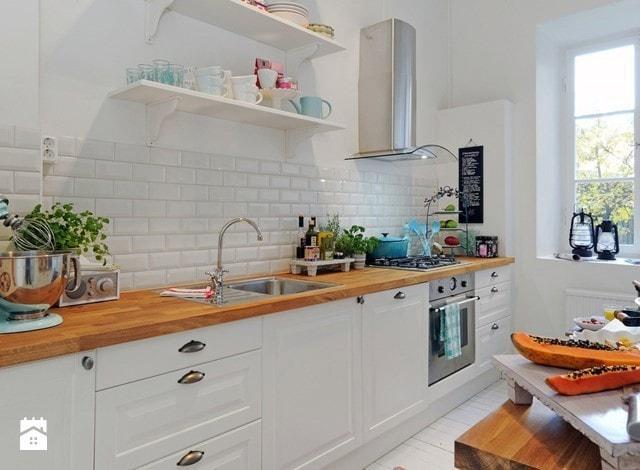 piękne małe mieszkanie