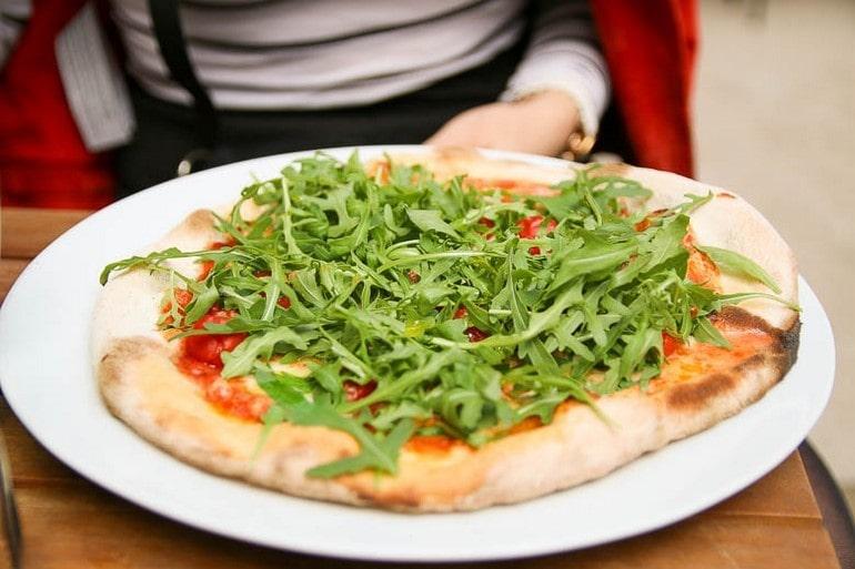 Przepyszna Pizza wŁodzi - koniecznie wTari bari
