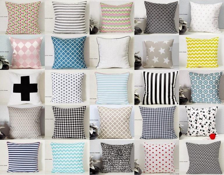 Poduszki Dekoracyjne Dekoracja Sofy Poduszkami Dr Lifestyle