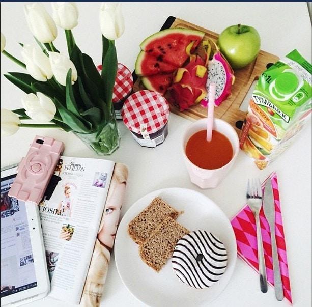 śniadanie wgblogerki