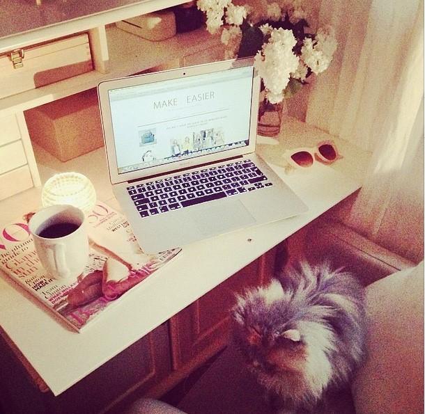 Idealne życie słodko pierdzących blogerek