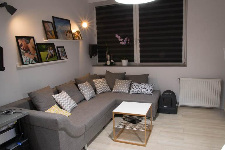 living room flat