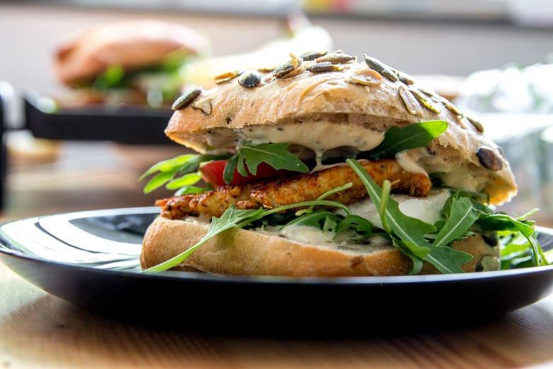 dietetyczne burgery zkurczaka przepis