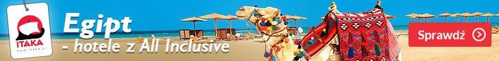 Itaka - wakacje wEgipcie. Egipt najtaniej zItaką