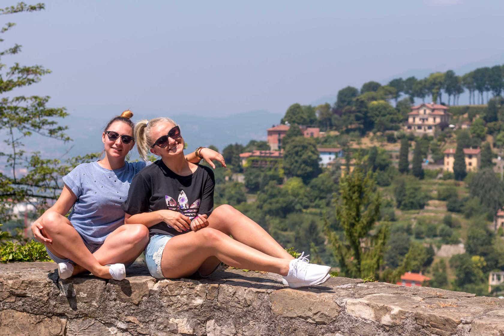 Bergamo podczas 3 dni w Mediolanie