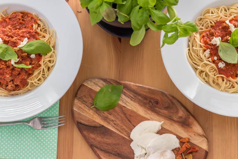 spaghetti dosłoików nazimę