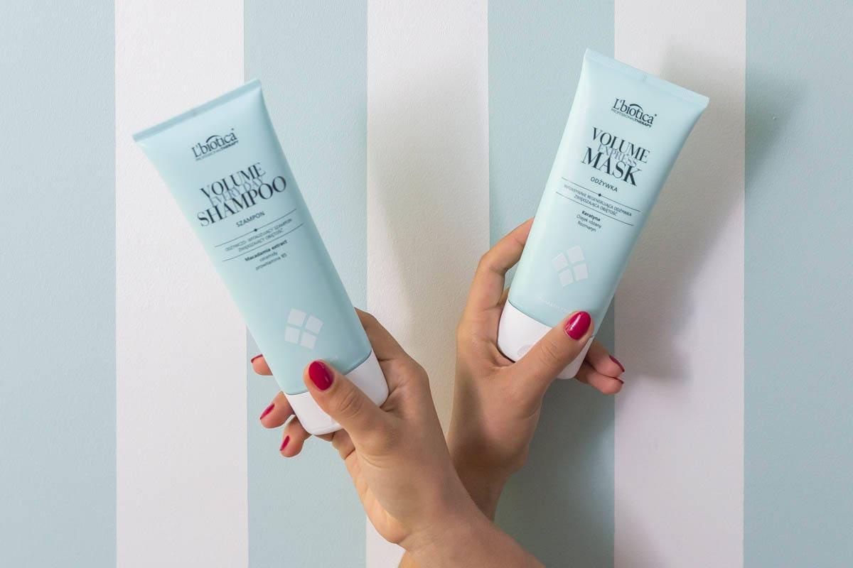 lbiotica szampon odzywka