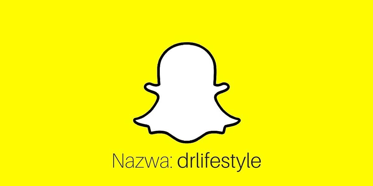 snapchat drlifestyle