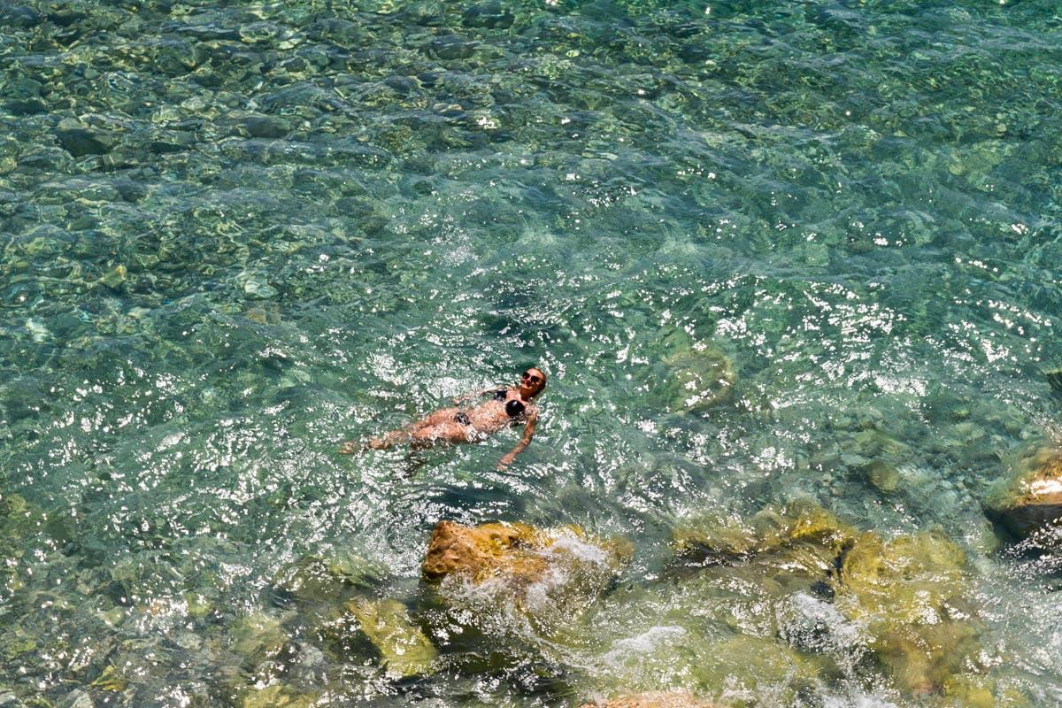 plaża pasjaca chorwacja