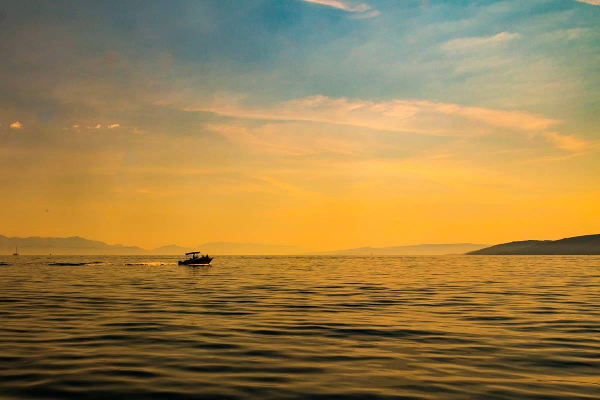 chorwacja trogir wycieczka morska