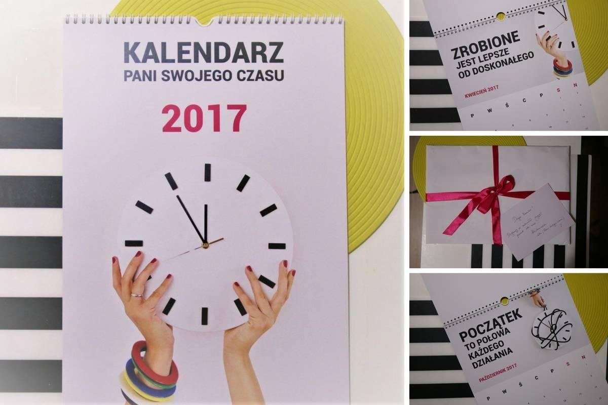 kalendarz pani swojego czasu