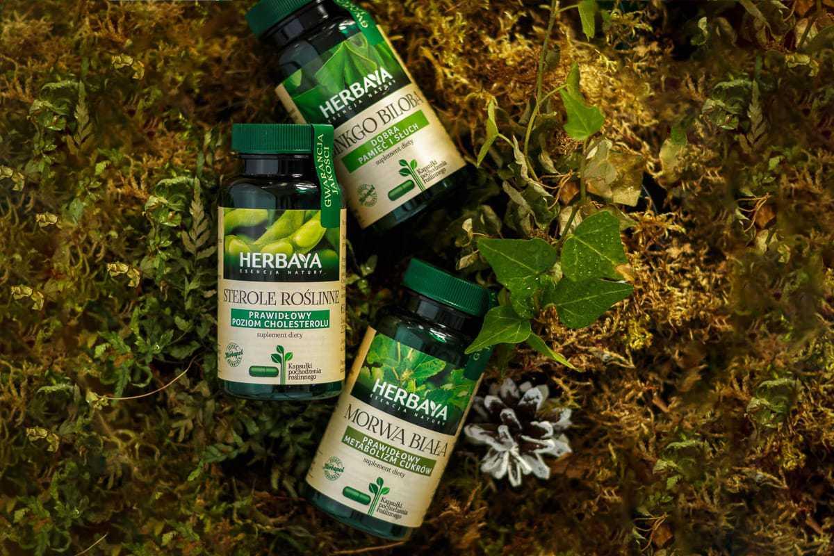 suplementy herbaya