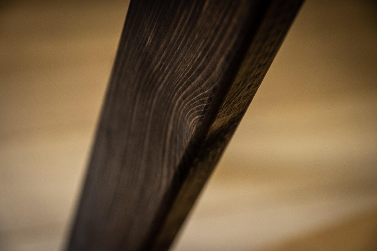 drewno pomalowane impregnatem Vidaron