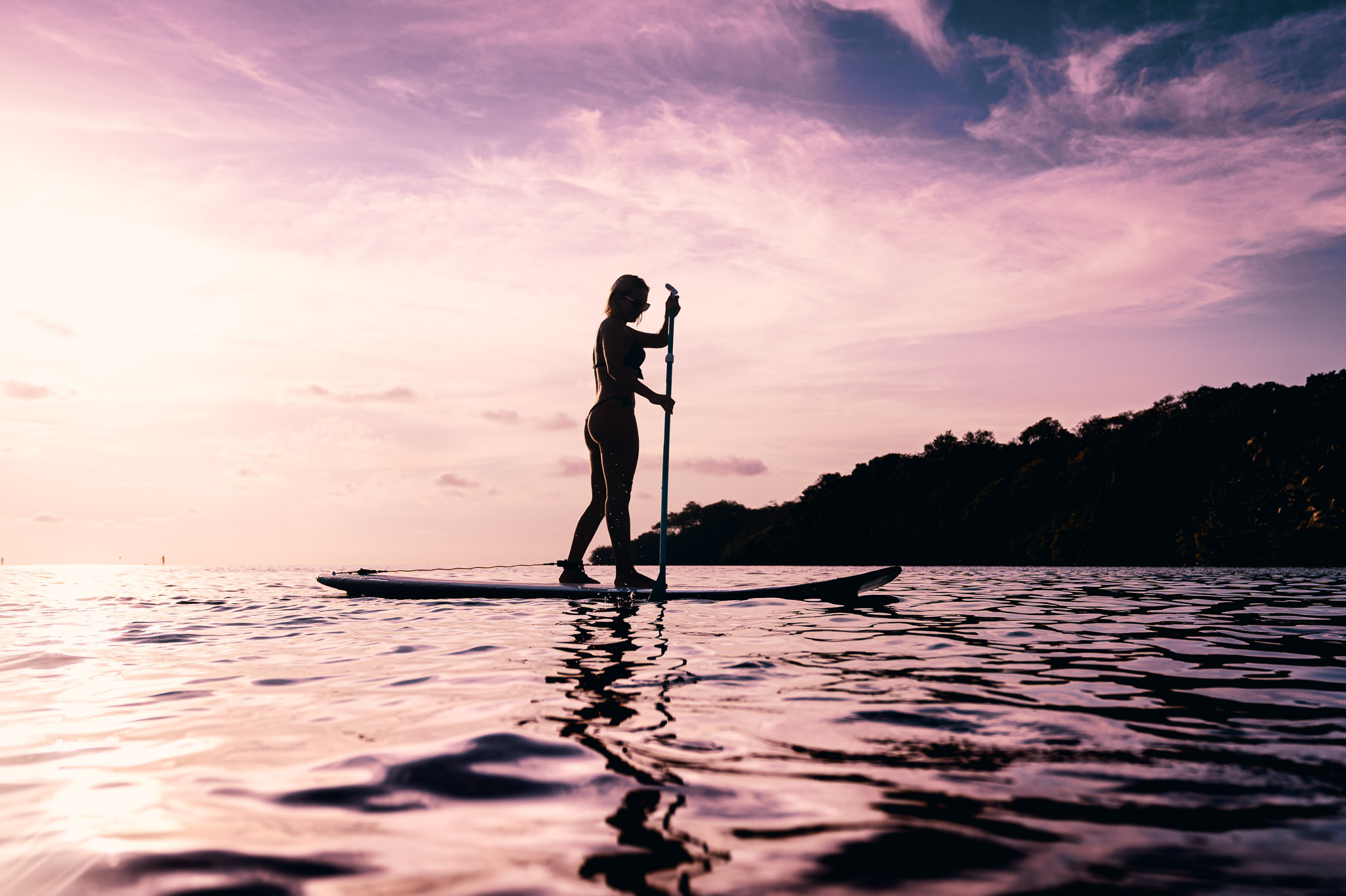 dr lifestyle na paddleboard