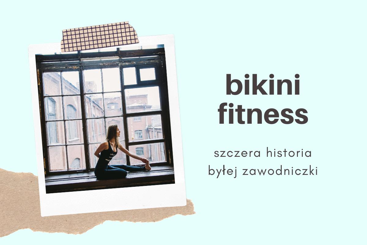 bikini fitness kulisy