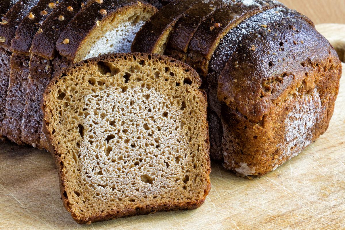 Chleb pozamrożeniu można przechowywać nawet kilka tygodni