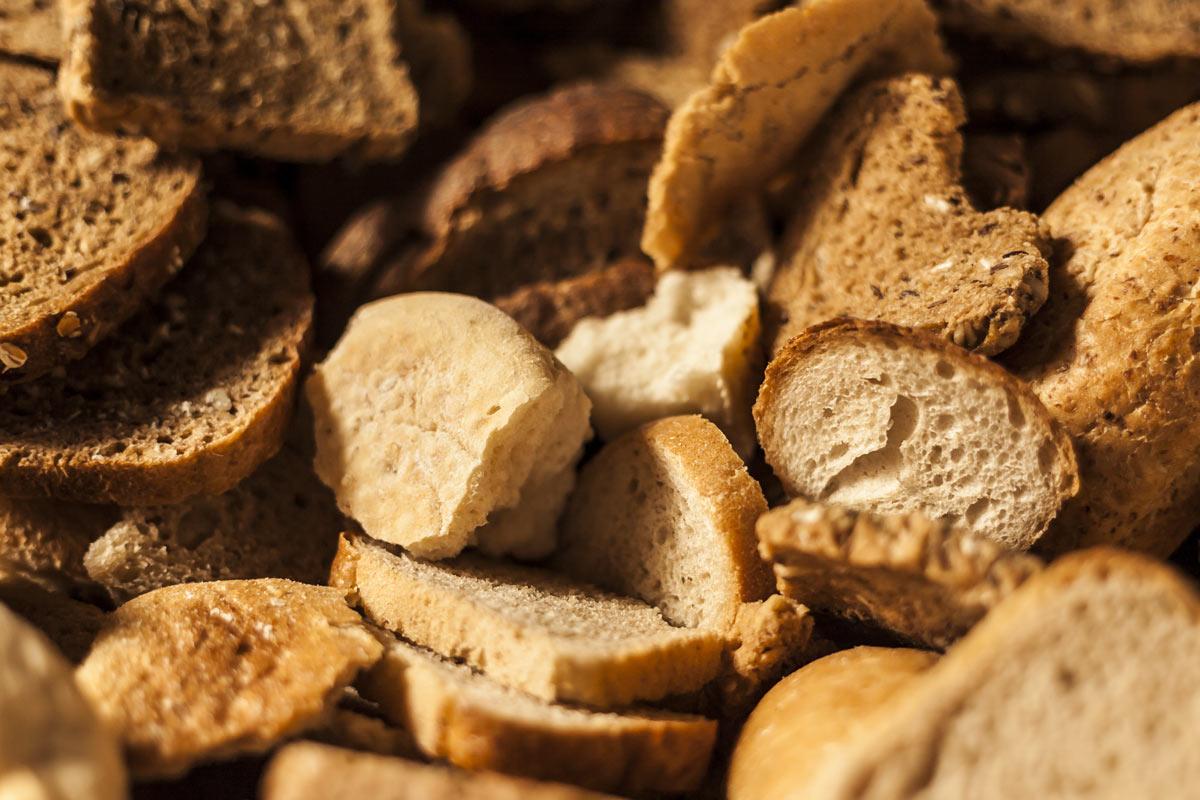 czerstwy chleb można wykorzystać np.nagrzanki