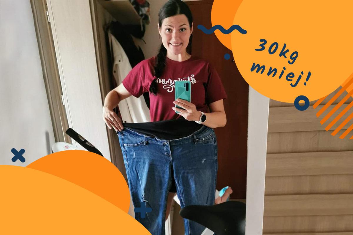 aldona opowiada jak schudła 30 kg