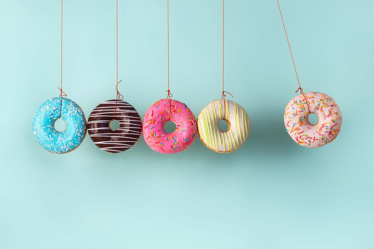 okres a słodycze - jak sobie radzić?