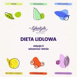 Dieta Lidlowa II - okładka produktu