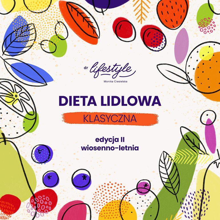 Dieta Lidlowa II - wersja klasyczna