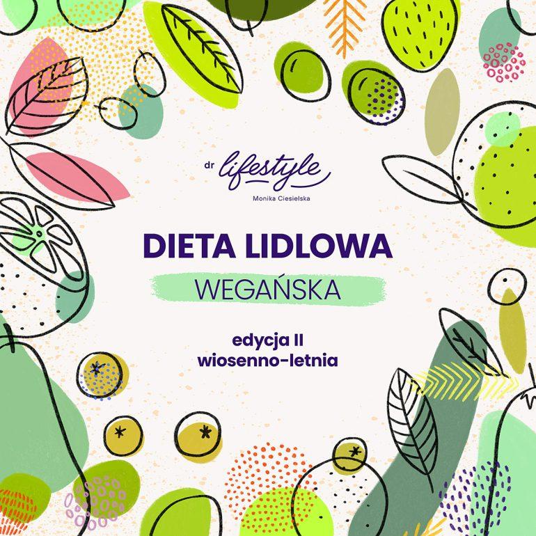 Dieta Lidlowa II - wersja wegańska