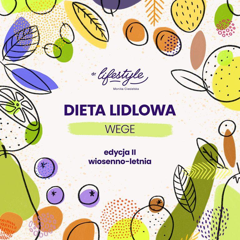 Dieta Lidlowa II - wersja wege
