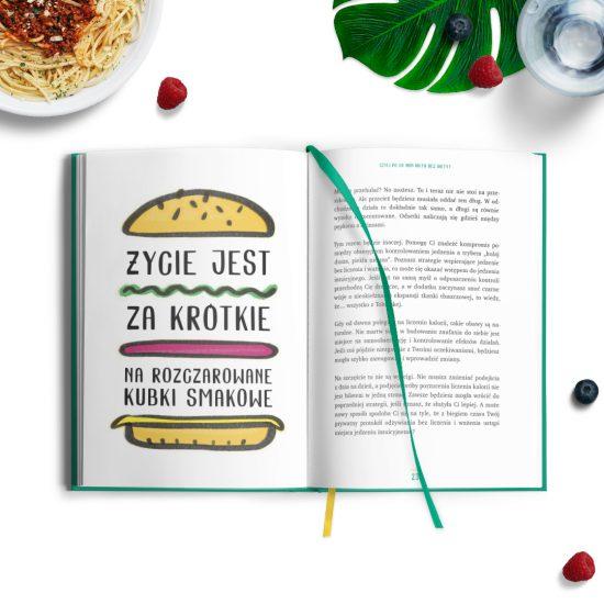 książka bez liczenia i ważenia środek