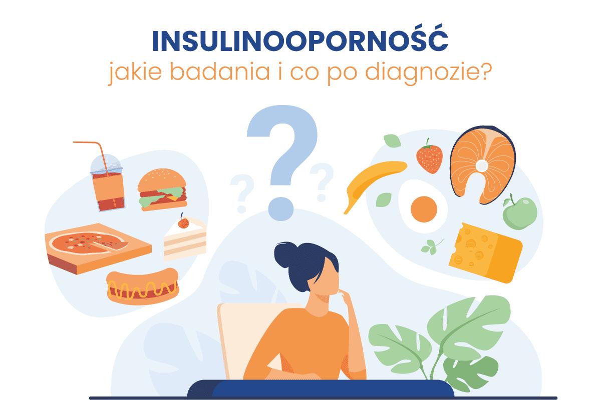 insulinooporność jakie badania zrobić