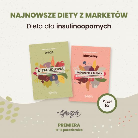diety z marketów dla insulinoopornych